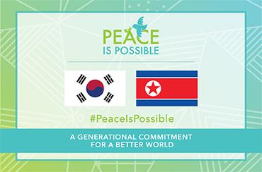Peaceispossible korea