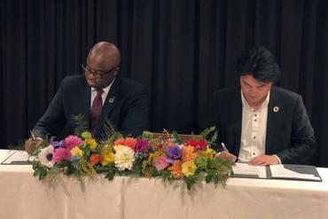 Jci kif partnership signing