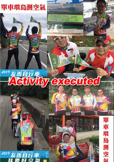 Activity executed