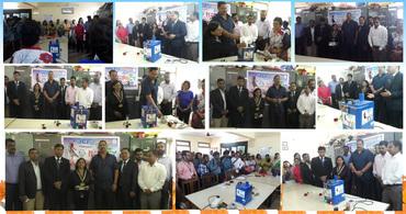 3rd march  suraksha inaugural collage pics