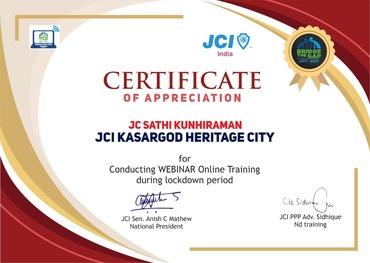Np certificate